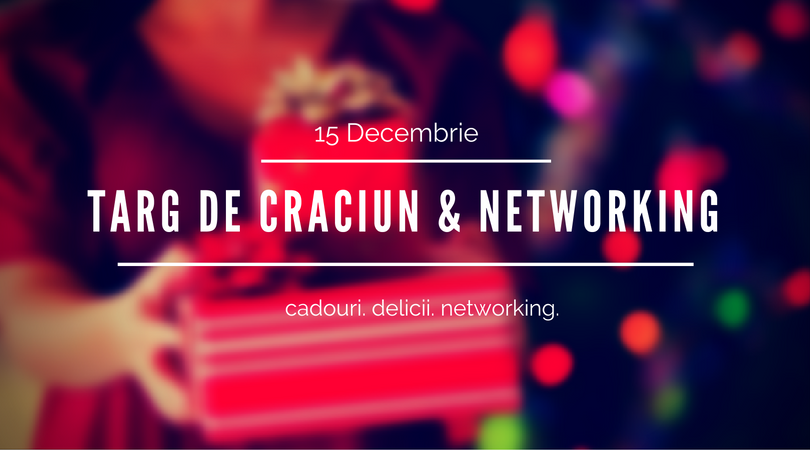 targ de craciun MORE Networking